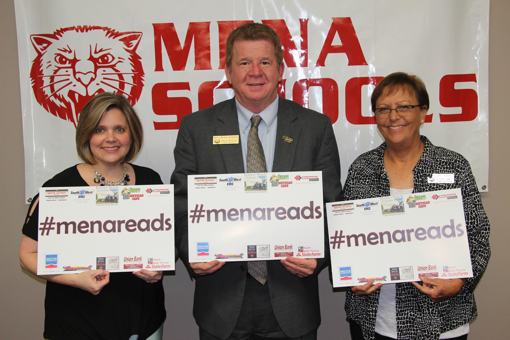 TEAM Mena Supports #menareads