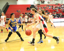 ​Junior Ladycats take runner-up in Union Bank Tournament