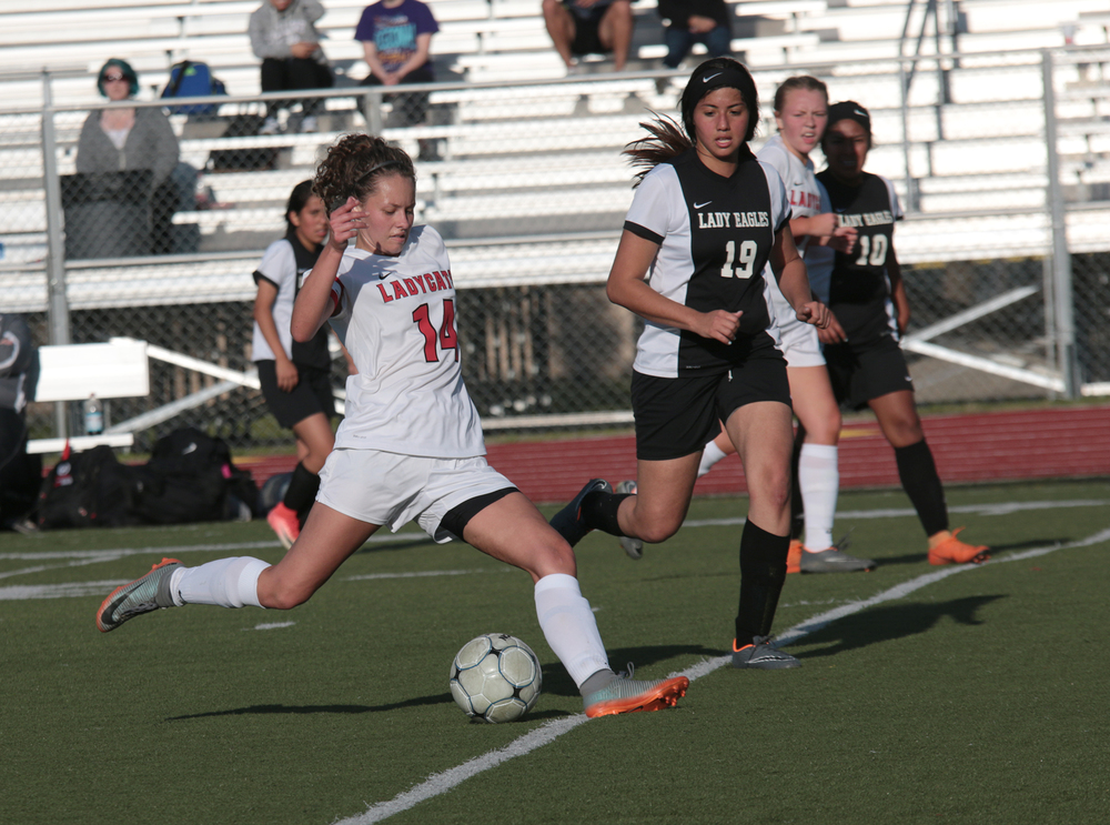 Ladycat Soccer to Host First Round of Districts
