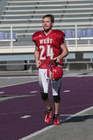 Dean represents MHS on West All-Star Football Team