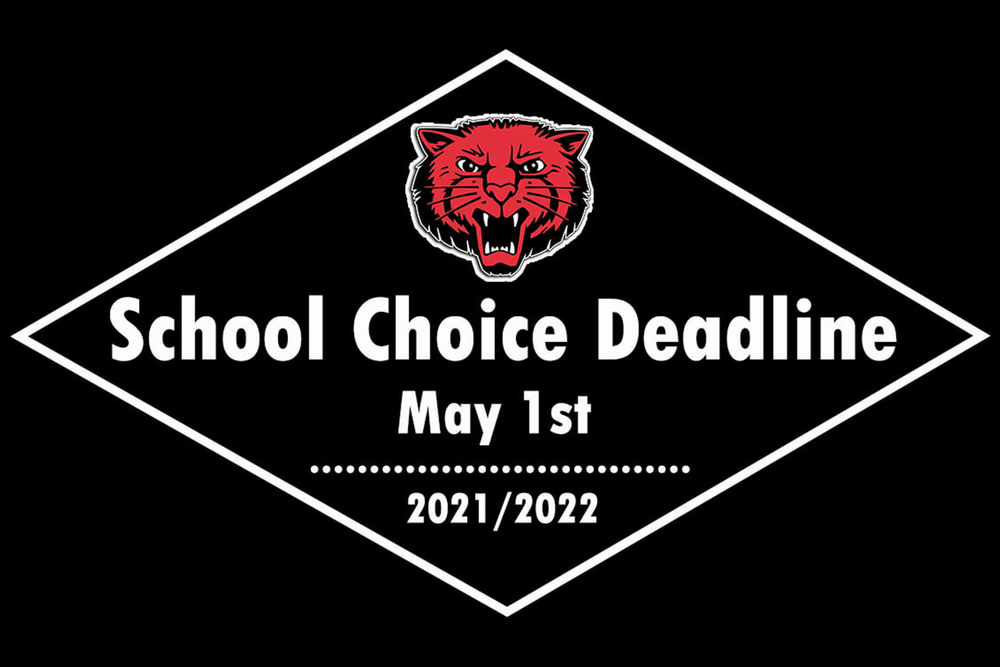 School Choice Deadline !