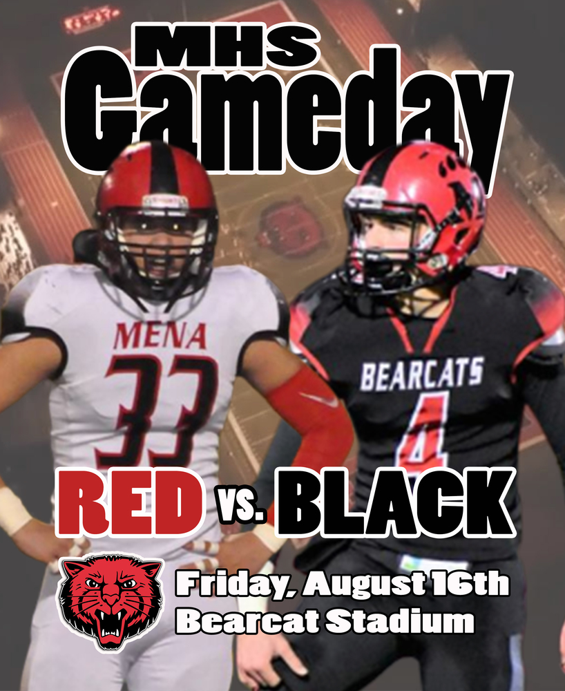 MENA RED vs. BEARCAT BLACK