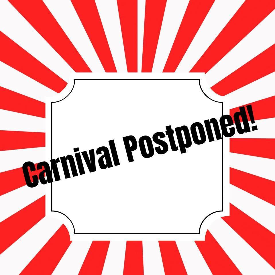 LD FALL CARNIVAL POSTPONED!