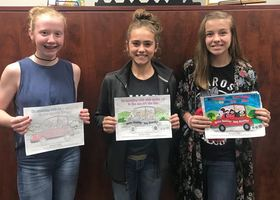 BADD COLORING CONTEST WINNERS !