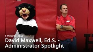 Maxwell Highlighted by AAEA!