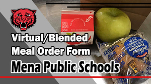 Virtual and Blended Meal Order Form!