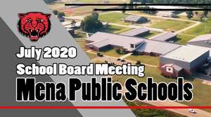 July School Board Meeting!
