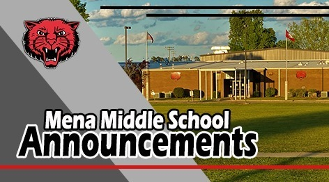 MMS ANNOUNCEMENTS